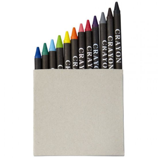 Eon 12-piece crayon set