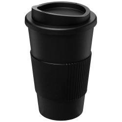 Americano® 350 ml insulated tumbler with grip