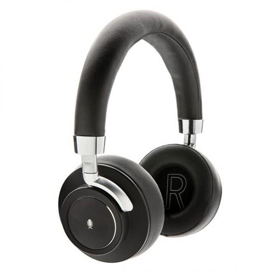 Aria Wireless Comfort Headphones, black