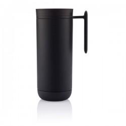 Clik leak proof travel mug, black