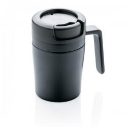 Coffee to go mug, black
