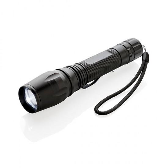 10W Heavy duty CREE torch, black