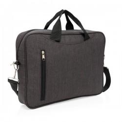"""Classic 15"""" laptop bag, anthracite"""