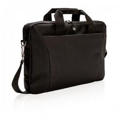 """15.4"""" laptop bag, black"""