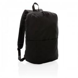Casual backpack PVC free, black