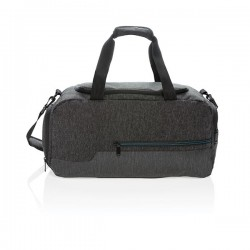 900D weekend/sports bag PVC free, black