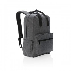 """15"""" laptop totepack, anthracite"""