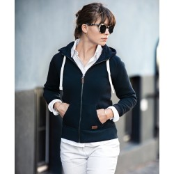 Women's Williamsburg fashionable hooded sweatshirt